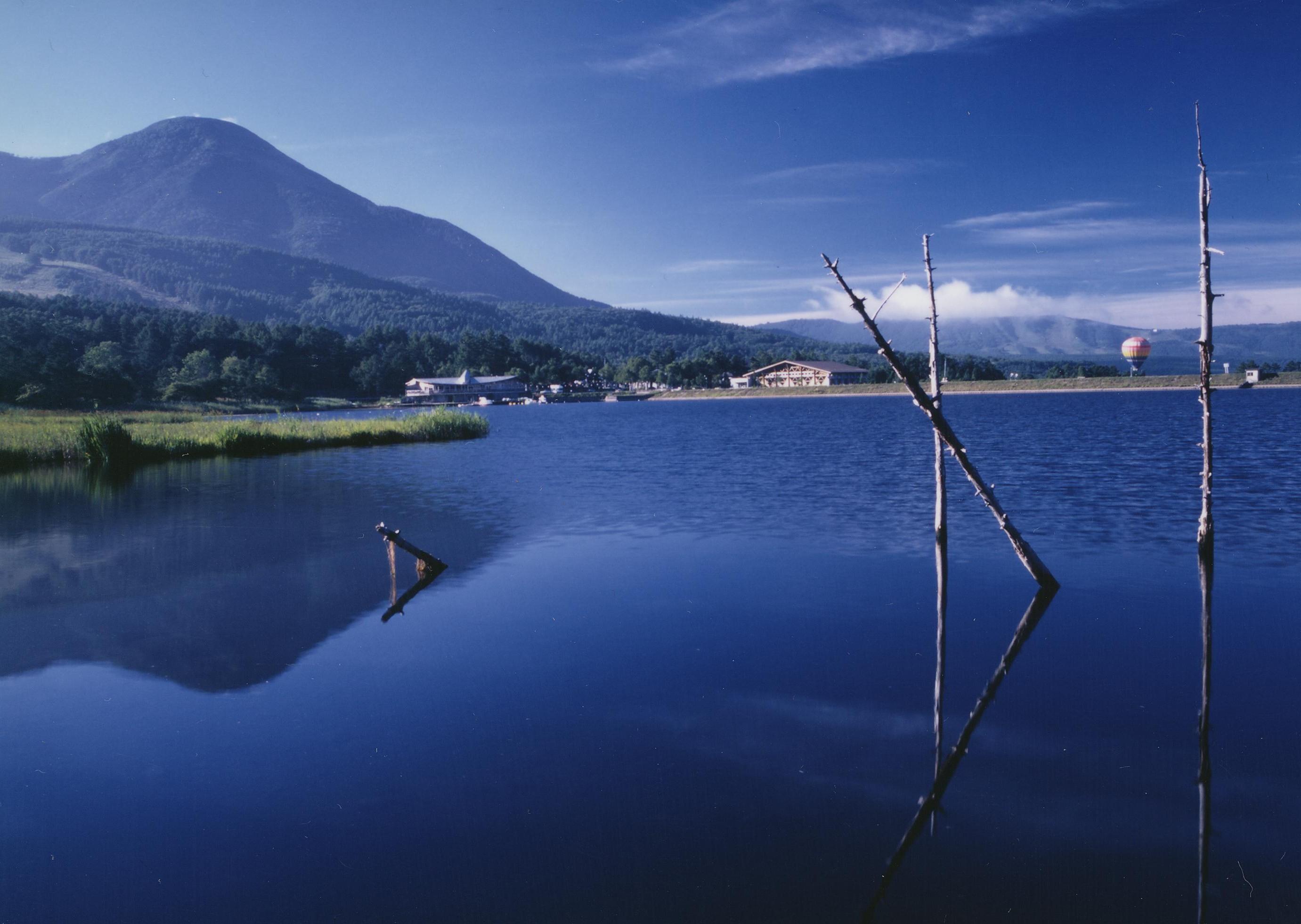 女神湖(1)